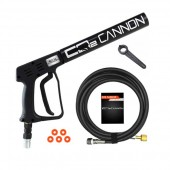CO2 Cannon Smoke Special Effect Cryo Handheld Gun
