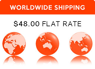 International Shipping Flat Rate 48.00 Only from Co2 Cannon