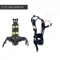Co2 Tank Backpack from Co2 Cannona