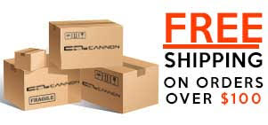 FREE SHIPPING! On Orders of 100 dollars or more